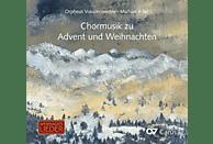 Orpheus Vokalensemble - Chormusik zu Advent und Weihnachten [CD]