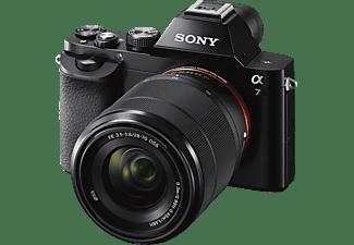 SONY Alpha 7K mit Objektiv AF E 28-70mm 3.5-5.6 OSS, schwarz (ILCE-7K)