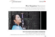 Rie Koyama, Südwestdeutsches Kammerorchester Pforzheim - Fagottkonzerte [CD]
