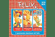 Felix - Die Hörspielbox 2 - (CD)