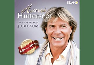 Hansi Hinterseer - Das Beste zum Jubiläum  - (CD)