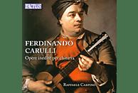 Raffaele Carpino - Unveröffentlichte Werke Für Gitarre [CD]