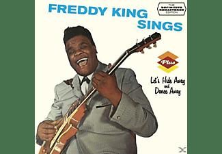 Freddy King - Freddy King Sings + Let's Hide And Dance Away  - (CD)