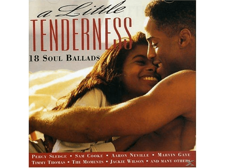 VARIOUS - A Little Tenderness [CD]