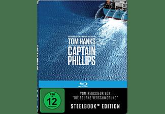 Captain Phillips (Steelbook Edition/Exklusiv) Blu-ray