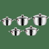 WMF 07.7405.6380 Quality One Kochtopfset (Cromargan® Edelstahl rostfrei 18/10)