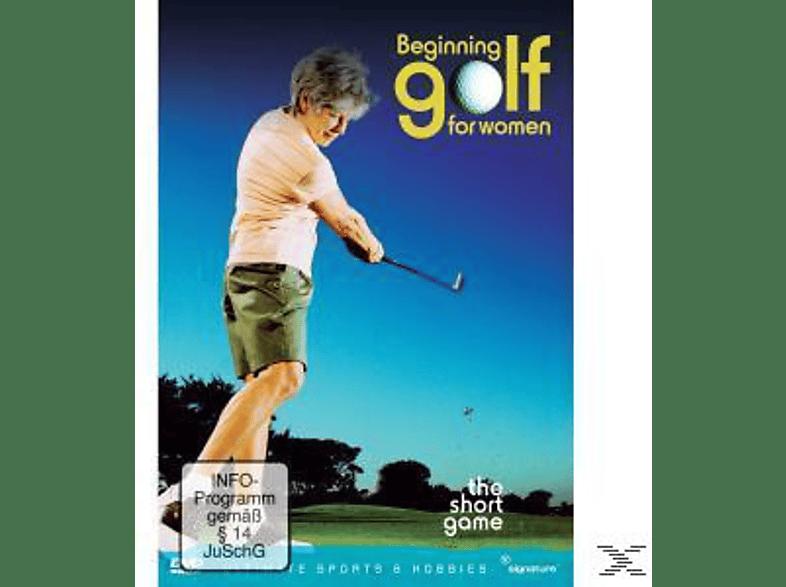 THE SHORT GAME - BEGINNING GOLF FOR WOMEN [DVD]
