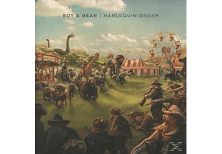 Boy & Bear - Harlequin Dream  - (CD)