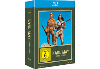 Winnetou 1-3 - Karl May Box [Blu-ray]