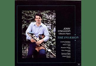 Jerry O'sullivan - THE INVASION  - (CD)