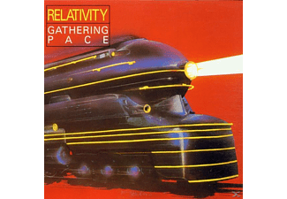 Relativity - GATHERING PACE  - (CD)