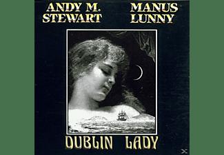 Andy M.& Manus Lunny Stewart - DUBLIN LADY  - (CD)