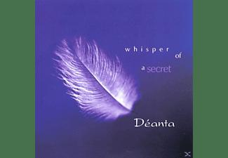Deanta - WHISPER OF A SECRET  - (CD)