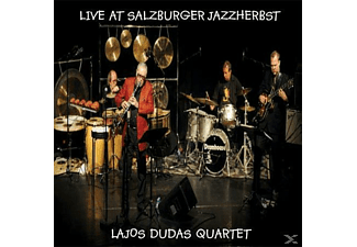 Lajos Quartet Dudas - Live At Salzburger Jazzherbst  - (CD)