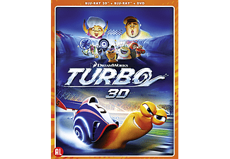 Turbo 3D | 3D Blu-ray