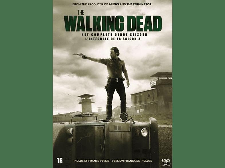 The Walking Dead - Seizoen 3 - DVD