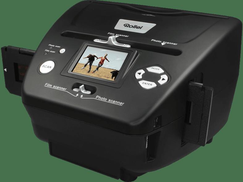 ROLLEI 20681 PDF-S 240 Foto/Dia/Film-Scanner , 1.800 dpi, 2.400 dpi , Singlepass