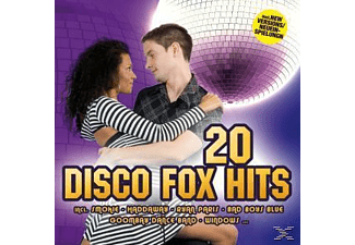 VARIOUS - 20 Discofox Hits  - (CD)