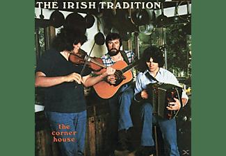 The Irish Tradition - THE CORNER HOUSE  - (CD)