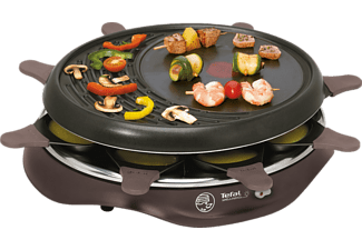 TEFAL RE 5160 SIMPLY INVENTS 8 cherry black