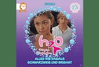 H2O Plötzlich Meerjungfrau 23: Alles wie damals / Schwarzweiß und brisant - (CD)