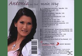 Antonia aus Tirol - Mein Weg  - (CD)