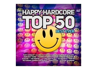 Happy Hardcore Top 50 | CD