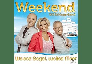 The Weekend - Weiße Segel,weites Meer  - (CD)