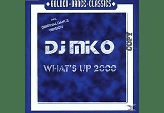Dj Miko - What s Up 2000  - (Maxi Single CD)