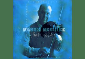 Manus Mcguire - SAFFRON & BLUE  - (CD)