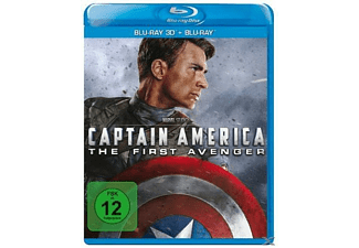 Captain America - The First Avenger (3D/2D) [3D Blu-ray (+2D)]