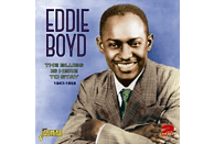 Eddie Boyd - Blues Is Here To Stay [CD]