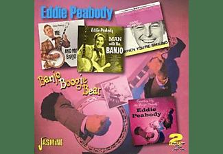 Eddie Peabody - BANJO BOOGY BEAT  - (CD)