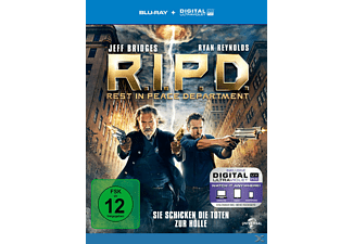 R.I.P.D. - Rest In Peace Department [Blu-ray]