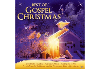 Mahalia Jackson, The Alabama Singers, The Golden Gate Quartet, The 103 Rd Street Gospel Choir - Best Of Gospel Christmas  - (CD)