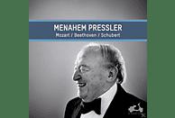Menahem Pressler - Klaviersonate 18 / Rondo / Bagatelles [CD]