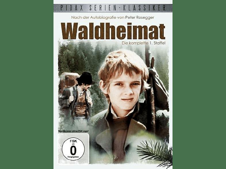 WALDHEIMAT - 1.STAFFEL [DVD]