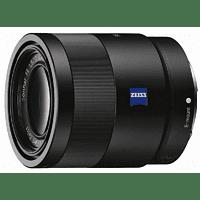 SONY SEL55F18Z Zeiss Vollformat - 55 mm f/1.8 ASPH, DMR, Circulare Blende (Objektiv für Sony E-Mount, Schwarz)