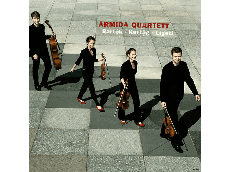 Armida Quartett - Streichquartette [CD]