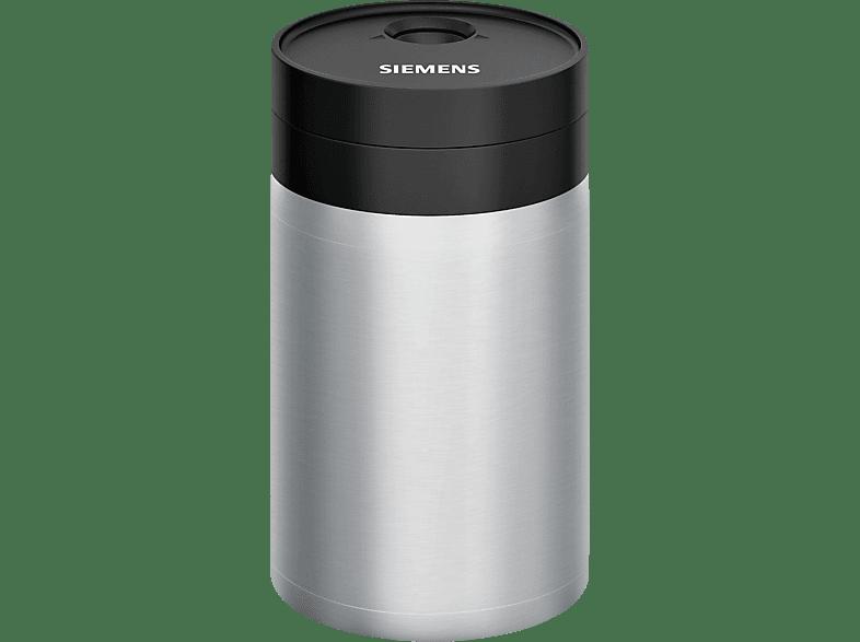 SIEMENS TZ80009N Milchbehälter Silber Schwarz