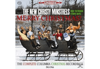New Christmas Minstrels - Merry Christmas  - (CD)