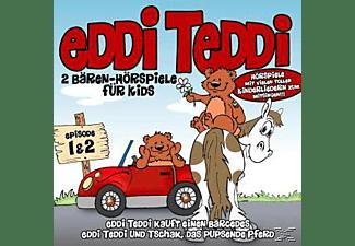 Eddi Edler - Eddi Teddi! 2 Bärenhörspiele Für Kids  - (CD)