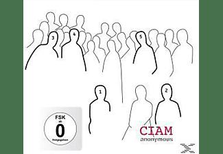 Ciam - Anonymous  - (CD + DVD Video)