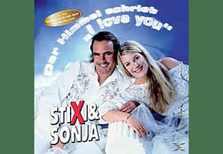 "Stixi - Der Himmel Schrieb ""I Love You""  - (CD)"
