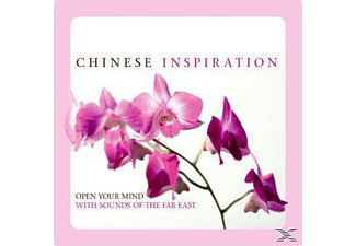 VARIOUS - Chinese Inspiration  - (CD)
