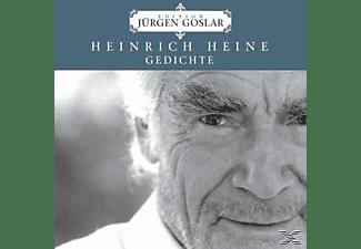 Jürgen Goslar - Heine: Gedichte  - (CD)