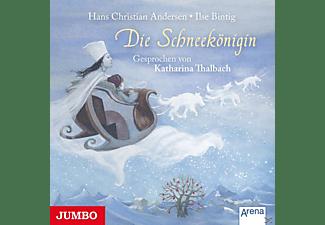 Katharina Thalbach - Die Schneekönigin  - (CD)