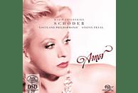 Marie Friederike Schöder, Vogtland Philharmonie - Amor [SACD Hybrid]