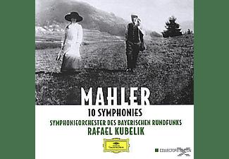 Sobr, Rafael/sobr Kubelik - Sämtliche Sinfonien 1-10 (Ga)  - (CD)