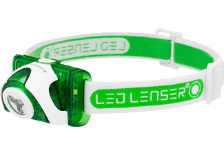 LED LENSER 6103 - Stirnlampe (Grün)